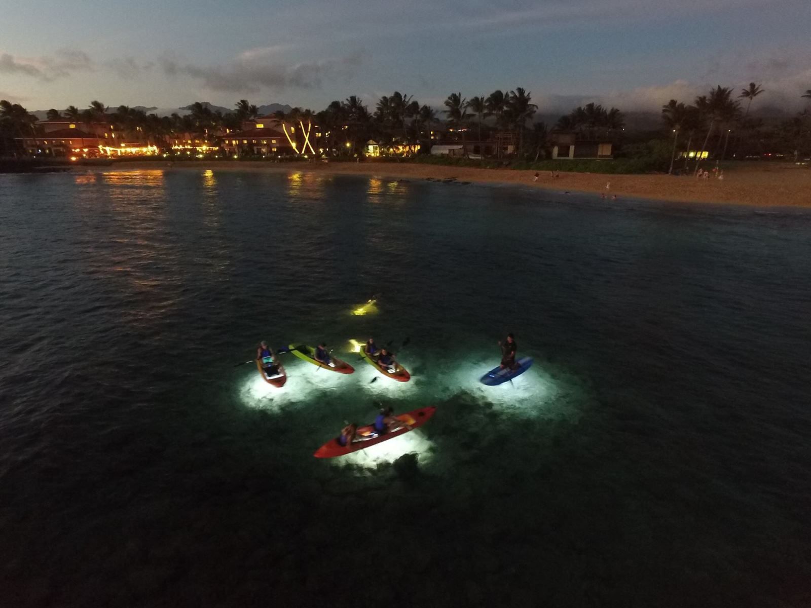 Moonlight Kayak Adventure