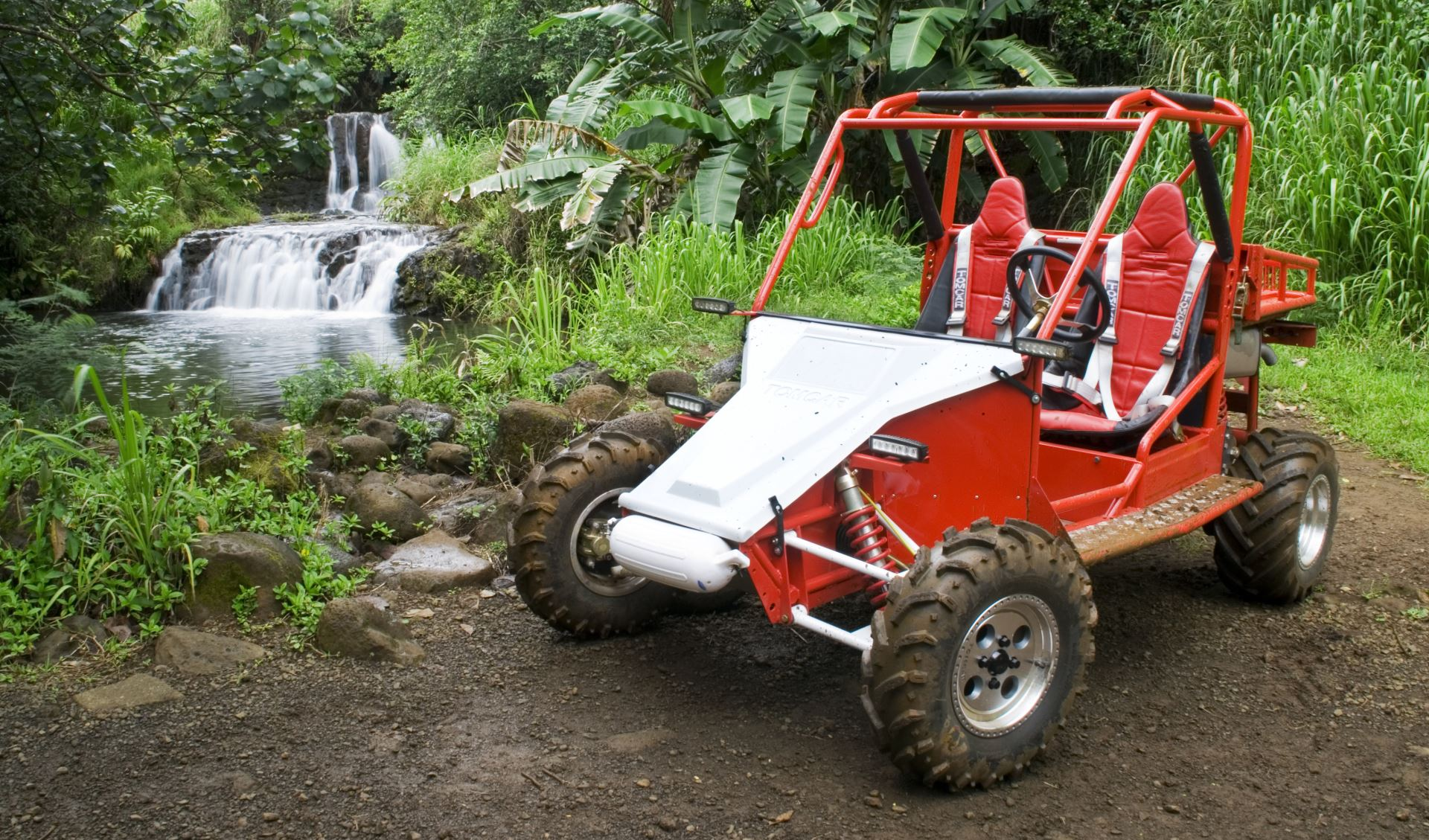 Waterfall ATV Tour