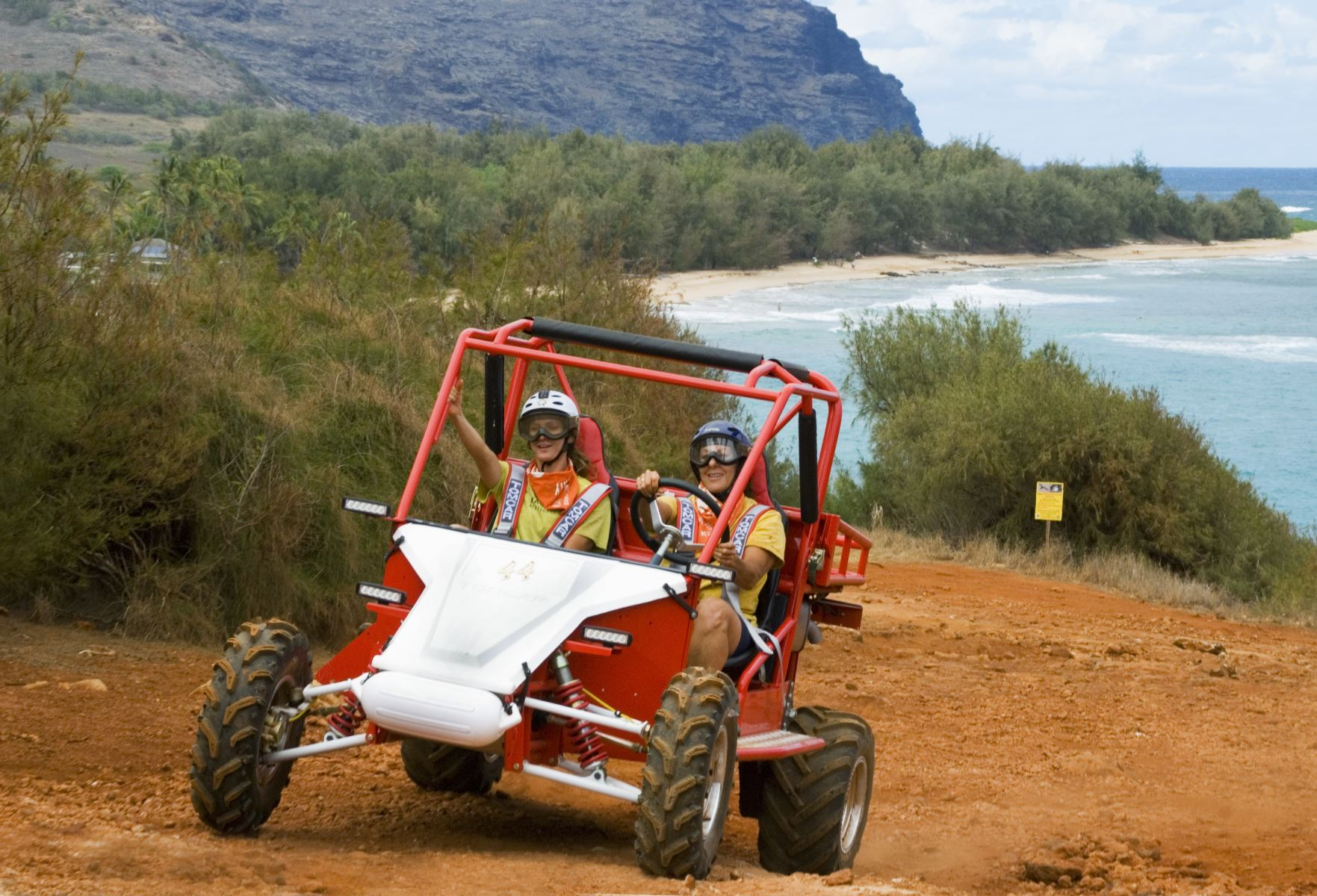 Koloa South Side Safari ATV Tour