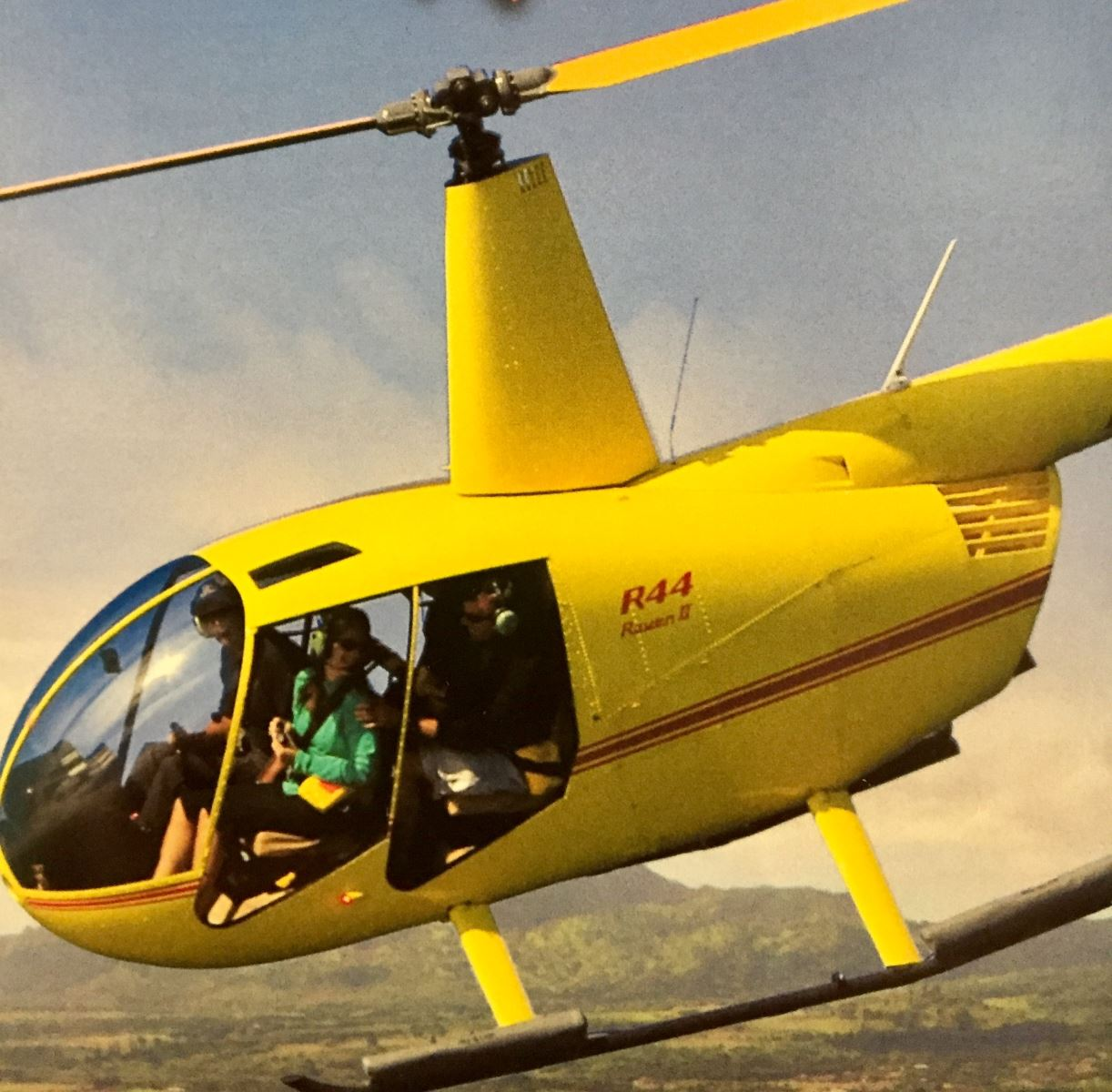 Product Exciting No Doors Helicopter Adventure